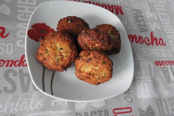 Recette boulettes quinoa courgette