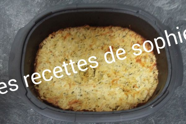 Recette Courgetine