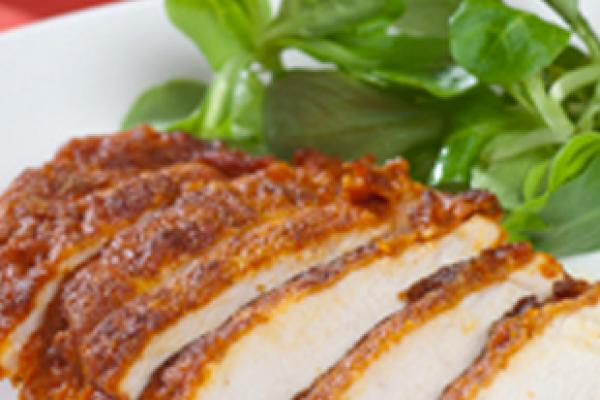 Recette Escalopes de poulet au paprika