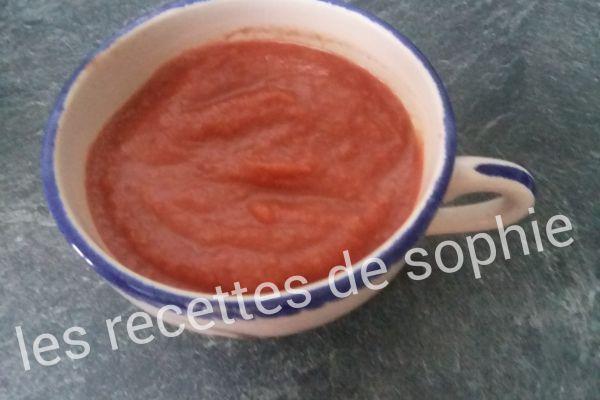 Recette Soupe a la betterave