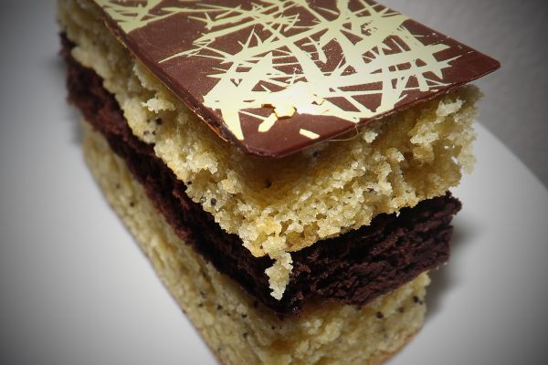 Recette Moelleux Vanille-Chocolat