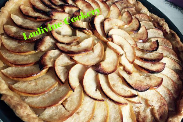 Recette Compote de pommes vanillée