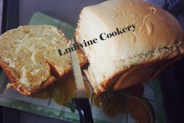 Recette Brioche moelleuse à la machine à pain