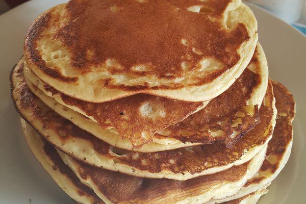 Recette Pancakes Rapides