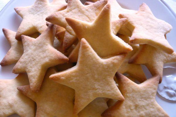 Recette Petit sablé étoile