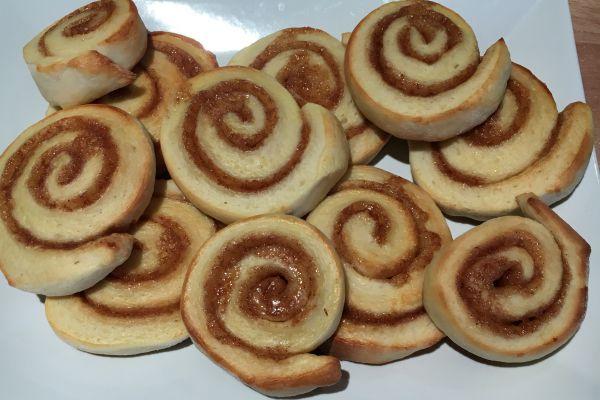 Recette Roulés suédois à la cannelle «Cinnamon rolls»