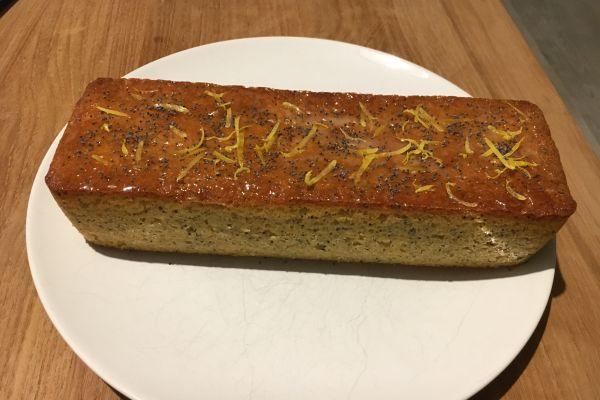 Recette Cake citron-pavot