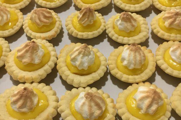 Recette Mini tartelettes au citron