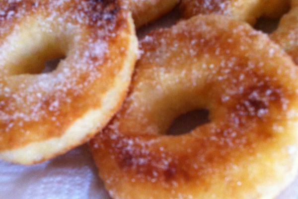 Recette Donuts à base de pate magique