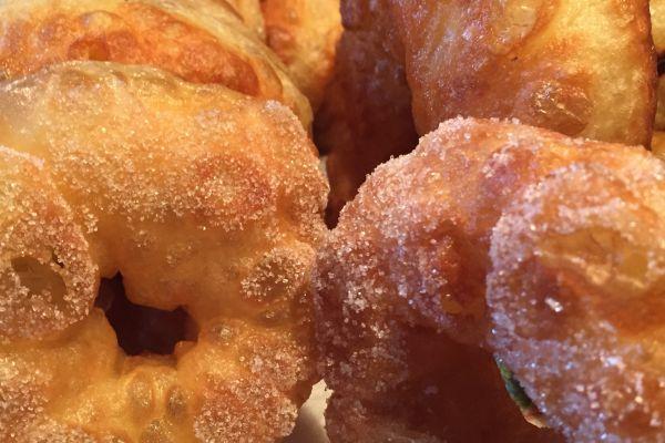 Recette Sfenj à la vanille (beignets marocains)