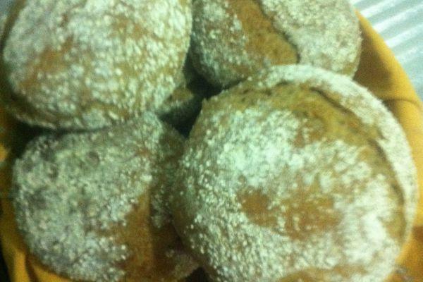Recette Petits pains complets aux graines de chia