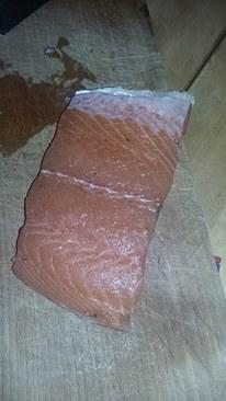 Recette saumon fumé maison