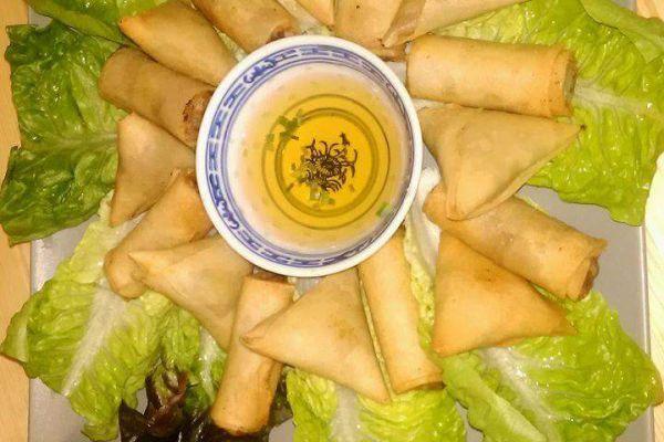 Recette Samoussas au bœuf (simple et rapide)