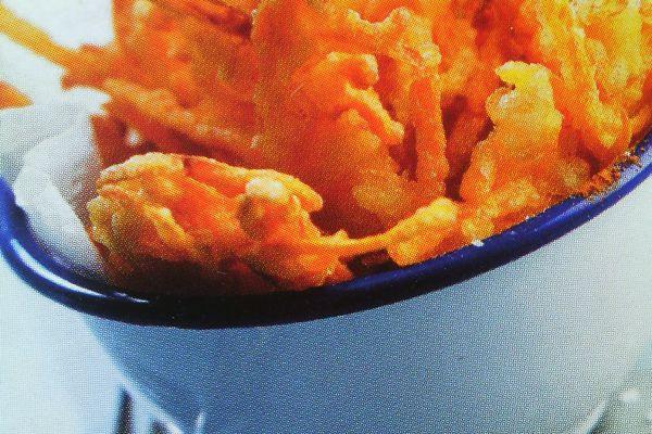 Recette Beignets de patates douces