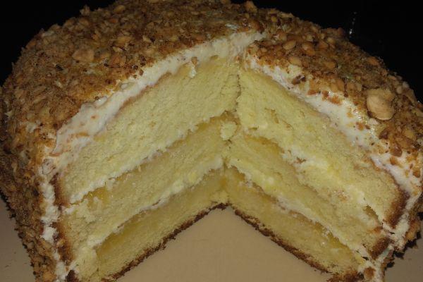 Recette Gâteau aux pommes et fromage à tartiner