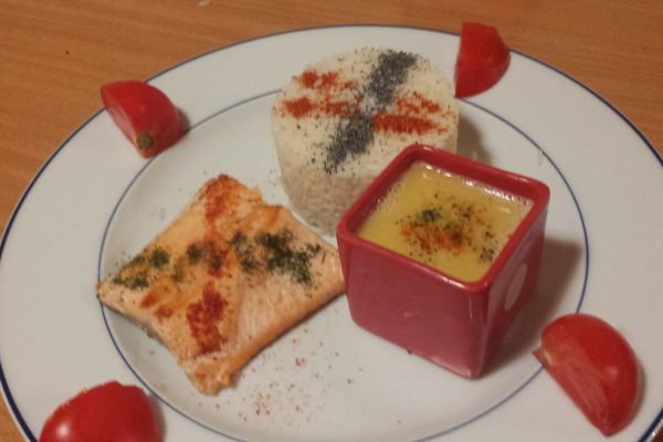 Recette Saumon au beurre blanc