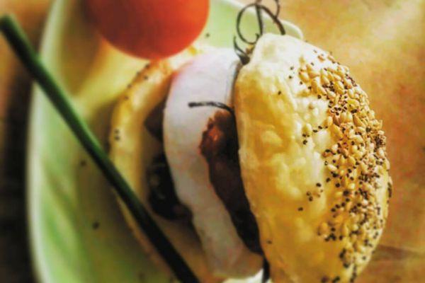 Recette Burgers végétale à l'italienne