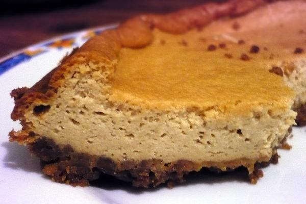 Recette Cheese Cake Caramel