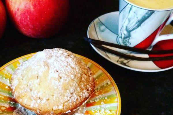 Muffin pomme fondantes