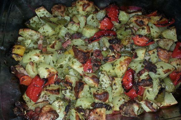 Recette Pommes de terre à la provençale