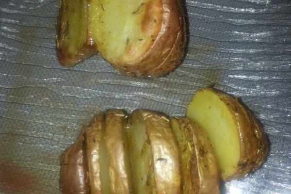 Recette Pommes de terre à la suédoise