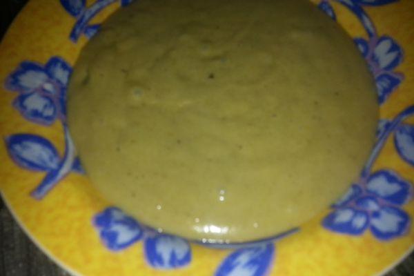 Recette Velouté d'oseille _ pommes de terre COOKEO