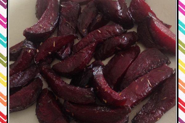 Recette Frites de Betteraves