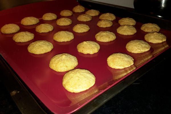 Recette Croquets aux noisettes (biscuit de Noël )