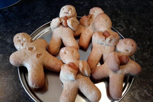 Recette Biscuits épicés