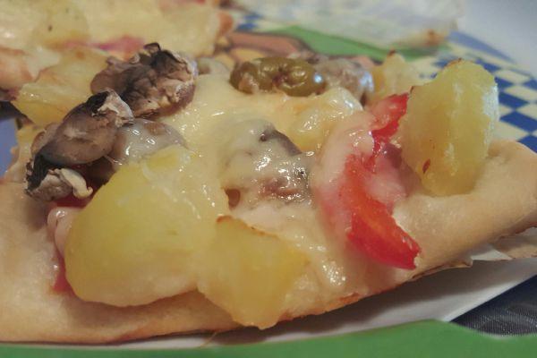 Recette Mini-Pizza