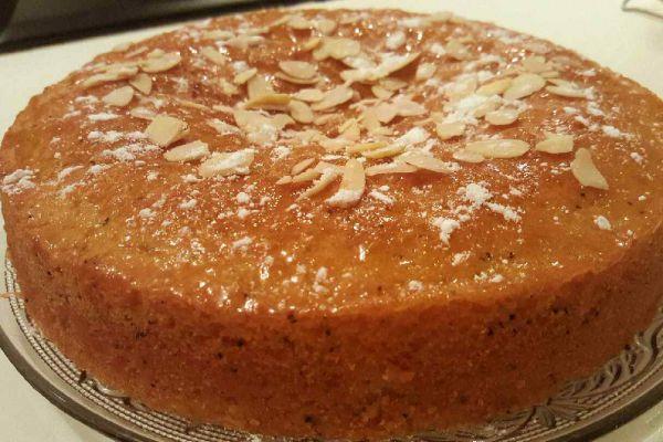 Recette Moelleux citron & graines de pavot