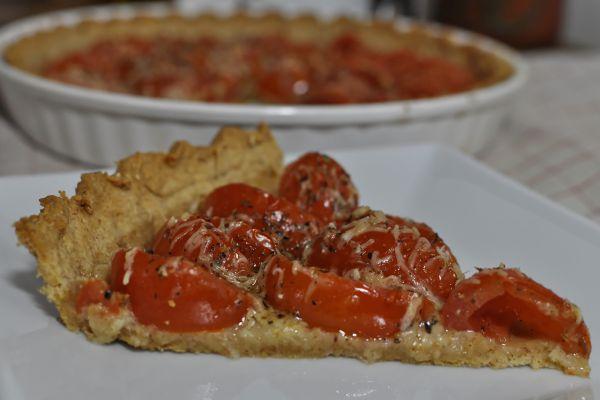 Recette Tarte à la Tomate