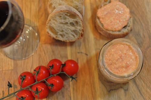 Recette Ktipiti, Crème de Poivrons à la Feta