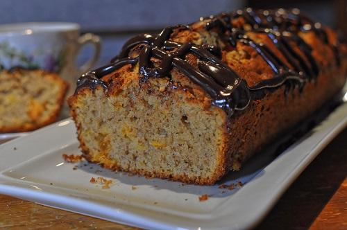 Cake aux Oranges Sanguines