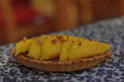 Recette Tartelettes Mangue Chocolat