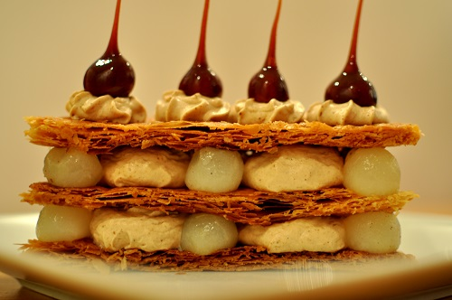Recette Millefeuille