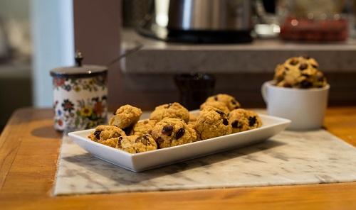 Cookies à l'Huile d'Olive