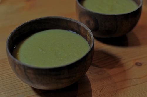 Recette Soupe aux Poireaux