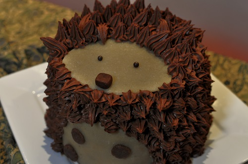 Recette Gâteau Herisson