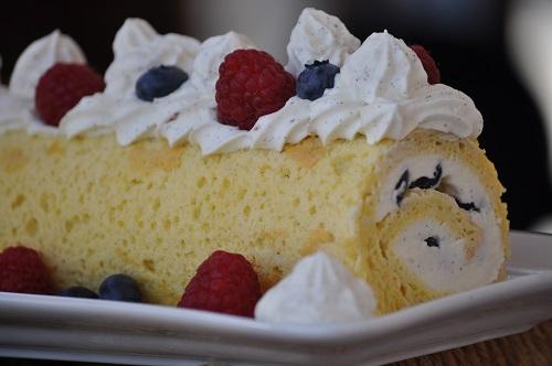 Recette Gâteau Roulé
