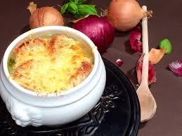 Recette Soupe a l oignon gratinee