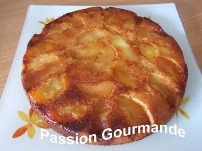 Recette gateau aux pommes facile