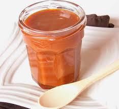 Recette Sauce au caramel au beurre salé