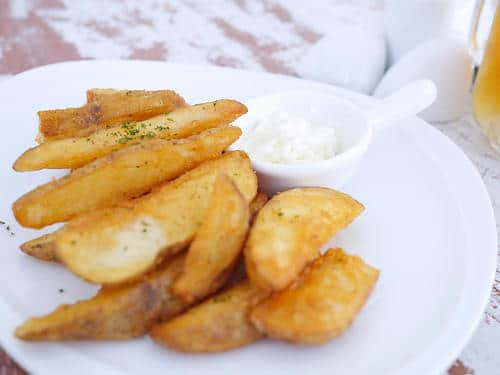 Recette Potatoes country