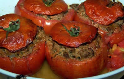 Recette Tomates farcies cookeo