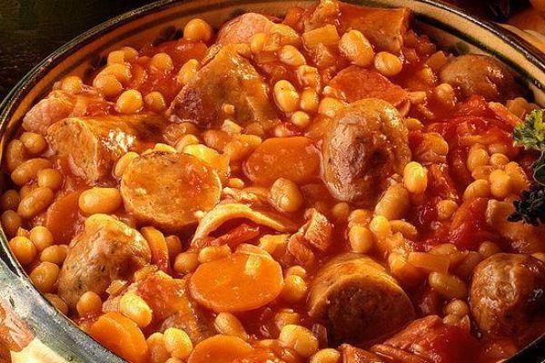 Recette Cassoulet cookeo