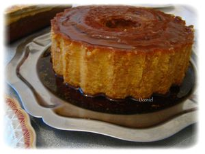 Recette Pudding portugais