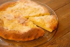 Recette tarte au sucre briochee