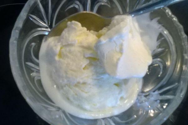 Recette Glace à la vanille express
