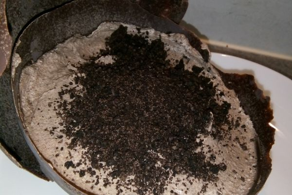 Boule de chocolat à la mousse OREO...